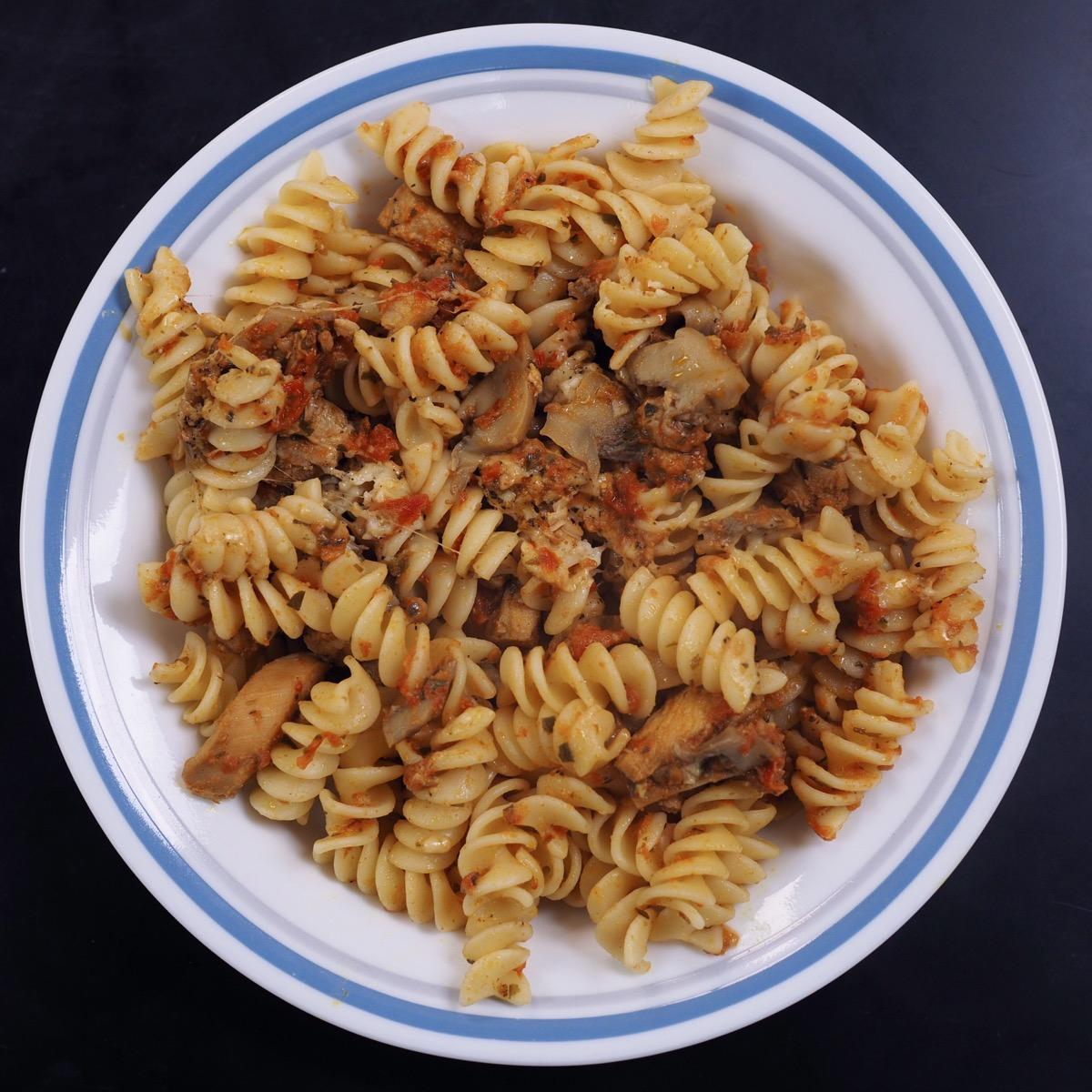 Tarragon pasta